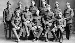 Newfoundland Regiment Platoon