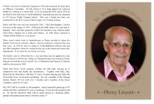 Henry Lloynd Memory cr rot